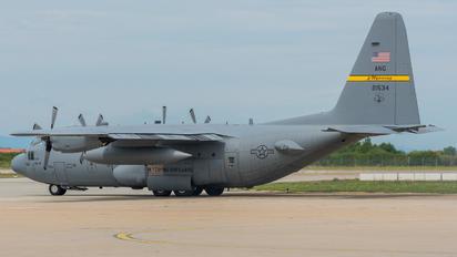 92-1534 - USA - Air Force Lockheed VC-130H Hercules