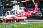 HK-4680 - Helicol Colombia Bell 412 aircraft