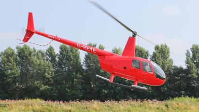 G-REYE - Private Robinson R44 Astro / Raven