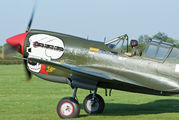 G-KITT - Private Curtiss P-40M Warhawk aircraft