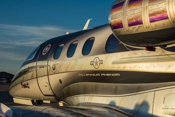 N100FZ - Private Embraer EMB-500 Phenom 100