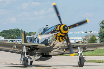 NL251PW - Private North American P-51D Mustang