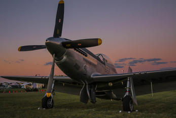 N551CF - Collings Foundation North American P-51D Mustang