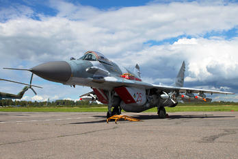 RF-92937 - Russia - Air Force Mikoyan-Gurevich MiG-29SMT