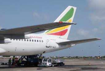 ET-ALZ - Ethiopian Airlines Boeing 757-200