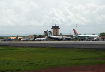 BKO - - Airport Overview - Airport Overview - Apron