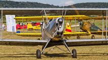 D-MYDY - Private Platzer Kiebitz aircraft