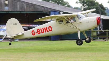 G-BUKO - Private Cessna 120