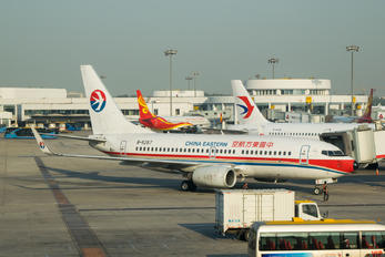 B-5257 - China Eastern Airlines Boeing 737-700