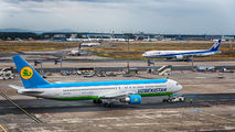 UK67005 - Uzbekistan Airways Boeing 767-300ER aircraft