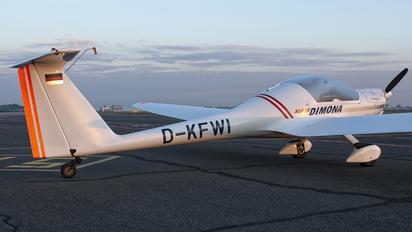 D-KFWI - Private Diamond HK-36R Super Dimona