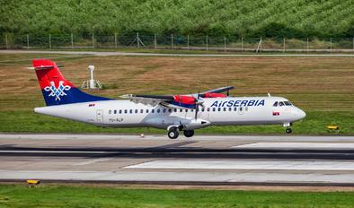 YU-ALP - Air Serbia ATR 72 (all models)