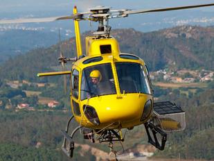 EC-JTP - INAER Aerospatiale AS350 Ecureuil / Squirrel