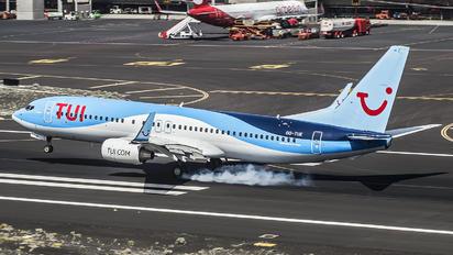 OO-TUK - TUI Airlines Belgium Boeing 737-800