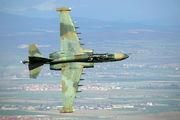002 - Bulgaria - Air Force Sukhoi Su-25UBK aircraft