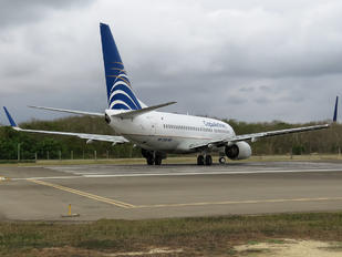 HP-1530CMP - Copa Airlines Boeing 737-700