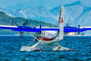 9A-TOE - European Coastal Airlines de Havilland Canada DHC-6 Twin Otter aircraft