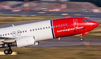 EI-FJG - Norwegian Air International Boeing 737-800 aircraft
