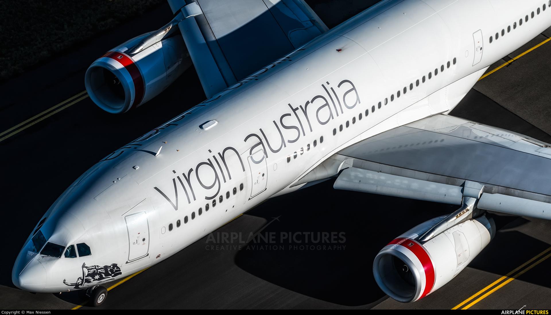 Virgin Australia VH-XFG aircraft at Sydney - Kingsford Smith Intl, NSW