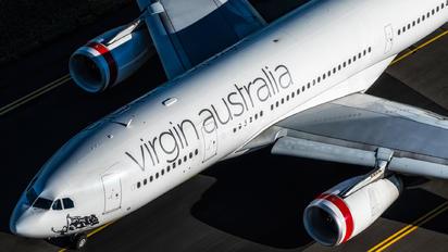 VH-XFG - Virgin Australia Airbus A330-200
