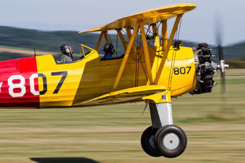 OE-CBM - Private Boeing Stearman, Kaydet (all models)