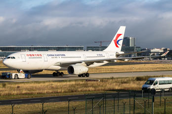 B-6543 - China Eastern Airlines Airbus A330-200