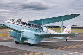 G-AHAG -  de Havilland DH. 89 Dragon Rapide