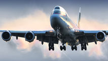 B-LJC - Cathay Pacific Cargo Boeing 747-8F aircraft