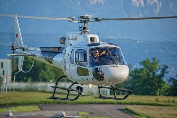 HB-ZSY - Heli-Lausanne Aerospatiale AS350 Ecureuil / Squirrel