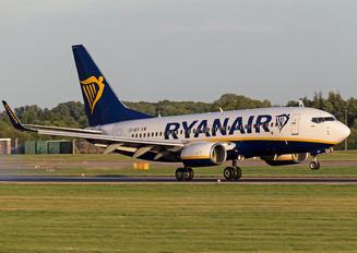 EI-SEV - Ryanair Boeing 737-700