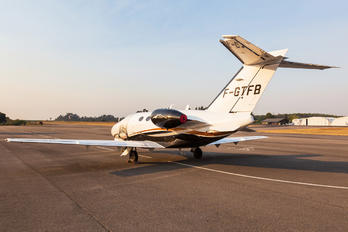 F-GTFB - Private Cessna 510 Citation Mustang