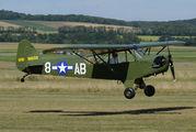 OM-M038 - Private Piper L-4 Cub aircraft
