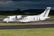 G-BYMK - FlyBe - Loganair Dornier Do.328 aircraft
