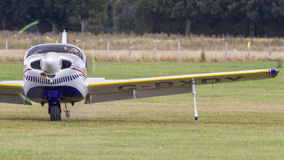 G-BXDY - Private Europa Aircraft Europa