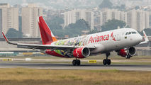PR-OCN - Avianca Brasil Airbus A320 aircraft