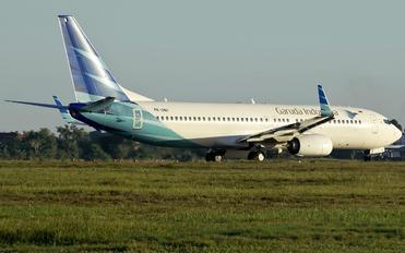 PK-GNG - Garuda Indonesia Boeing 737-800