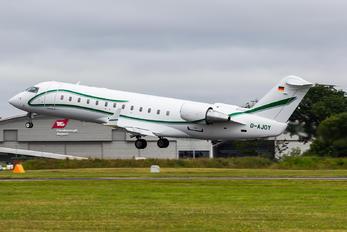 D-AJOY - Air X Bombardier CL-600-2B19