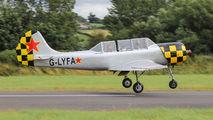 G-LYFA - Private Yakovlev Yak-52 aircraft