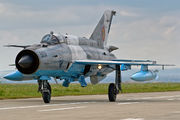 5834 - Romania - Air Force Mikoyan-Gurevich MiG-21 LanceR C aircraft