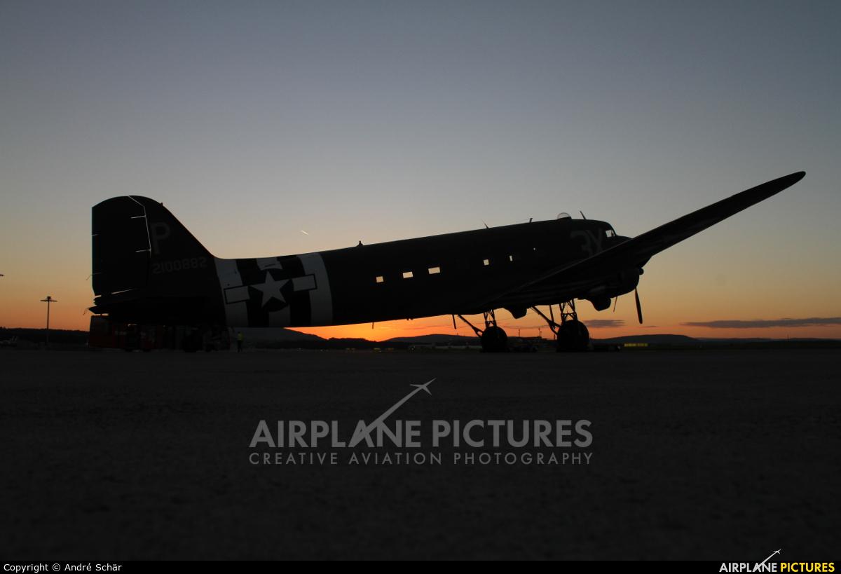 Dakota Heritage N473DC aircraft at Zurich