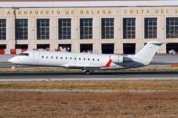 EC-MLS - Air Nostrum - Iberia Regional Bombardier CRJ-200ER