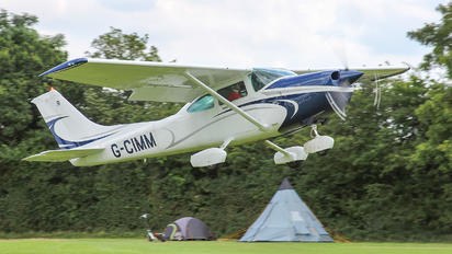 G-CIMM - Private Cessna 182 Skylane (all models except RG)