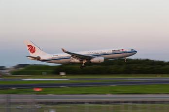 B-6549 - Air China Airbus A330-200
