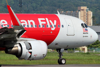 9M-AJA - AirAsia (Malaysia) Airbus A320