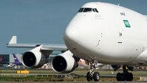 TF-AMQ - Saudi Arabian Cargo Boeing 747-400F, ERF aircraft