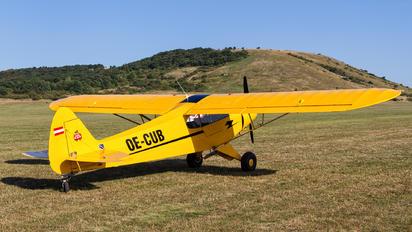 OE-CUB - Private Piper PA-18 Super Cub