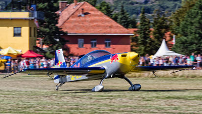 OE-CRB - The Flying Bulls : Aerobatics Team Extra 300L, LC, LP series