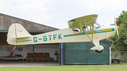 G-BTFK - Private Taylorcraft BC-12D Twosome