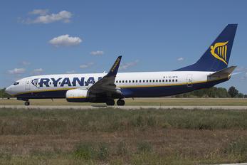 EI-EFR - Ryanair Boeing 737-800