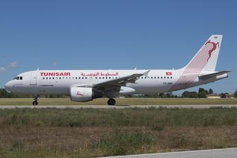 TS-IMR - Tunisair Airbus A320